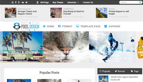 wordpress themes free full width best free full width wordpress themes af templates