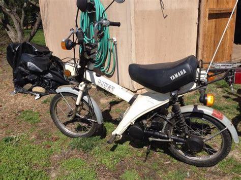 vintage yamaha scooters  sale