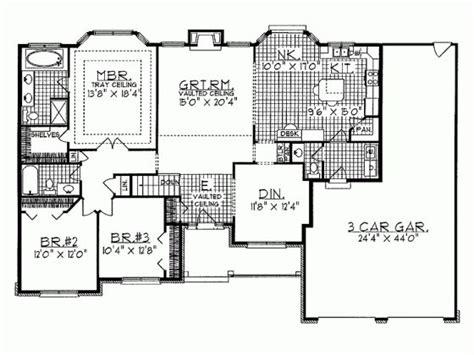 tandem garage plans tandem garage house plans pinterest