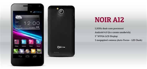 themes for qmobile noir a8 qmobile noir a12 will be availble soon phoneworld