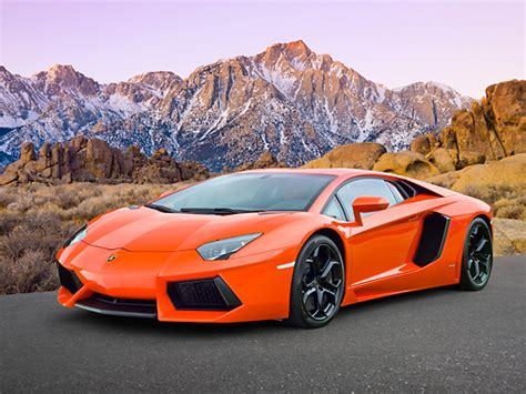 Lamborghini Aventador In Orange Lamborghini Aventador Lp700 4 Orange Hd Wallpaper Www