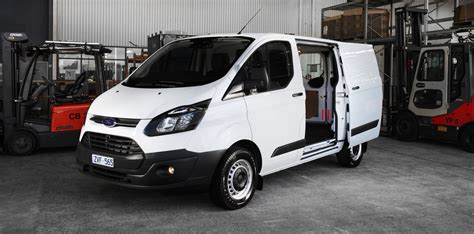 Ford Transit Review by 2014 Ford Transit Custom Review Caradvice