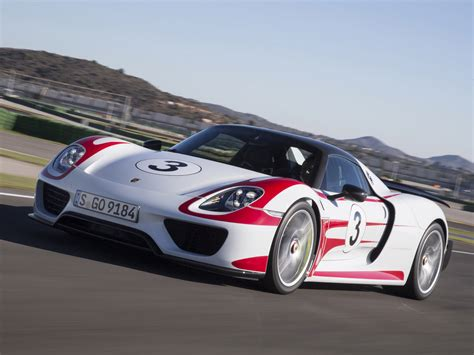 porsche 918 racing 2014 porsche 918 spyder weissach race racing supercar dg