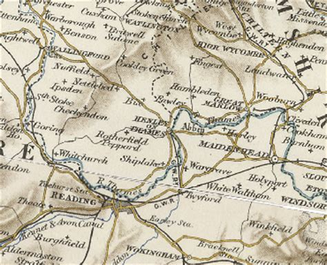 henley on thames river map history of henley on thames in south oxfordshire map and