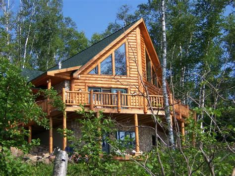 Haus Kaufen Usa Michigan by Executive Log Home Lake Superior Spectacular Homeaway