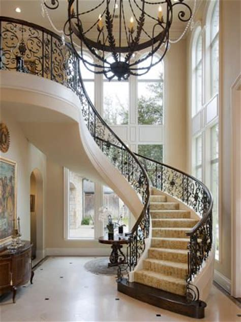 elegant staircases elegant staircase in foyer architectural interests