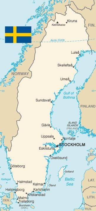 Landkarten Drucken Online by Schweden Landkarten Und Reisef 252 Hrer