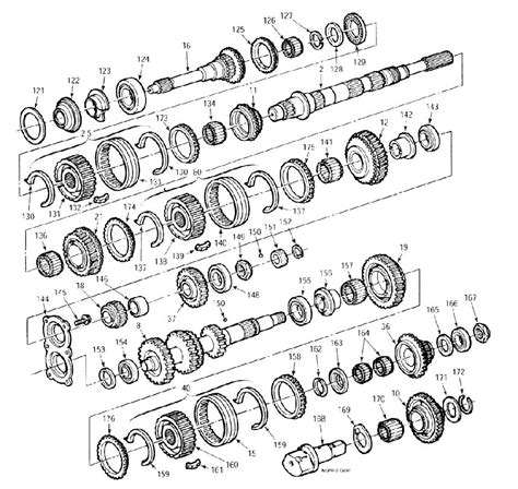 ford parts diagrams ford ranger 5 speed transmission for ford parts diagrams