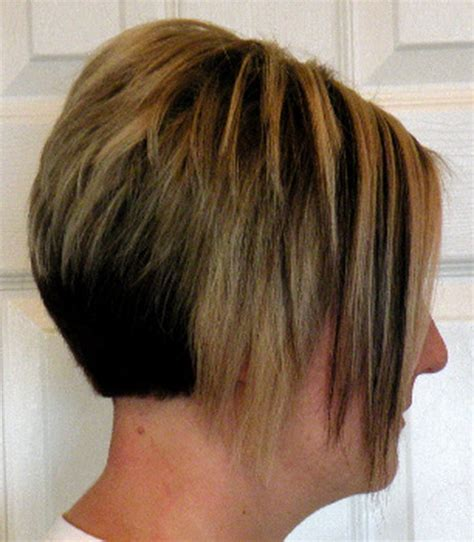 back of aline hair cuts short aline haircuts