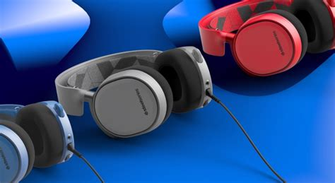 Steelseries Arctis 3 Slate Grey Surround Gaming Headset steelseries launches trio of new arctis 3 gaming headsets