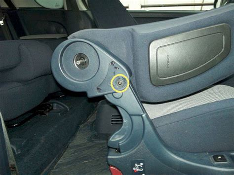 peugeot 307 airbag removal peugeot 1007 front seat airbag warning
