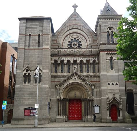 st church dublin comerford visiting four favourite buildings in