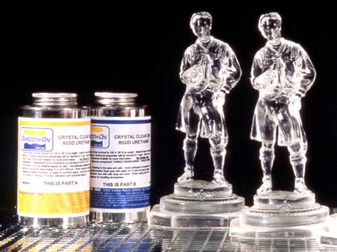 Pourable Clear Epoxy Clear Resin Clear Urethane Plastic From