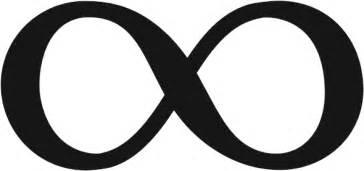 Infinity Symbol Vector Vector Infinity Symbol Clipart Best