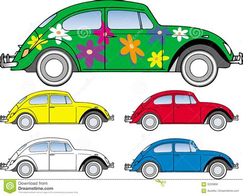 volkswagen beetle clipart vw bug cartoon vector cartoondealer com 4029691