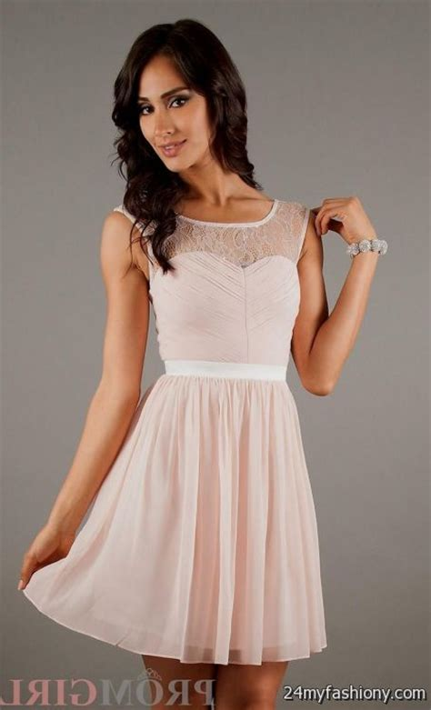 light pink dress with sleeves light pink homecoming dresses with sleeves 2016 2017 b2b