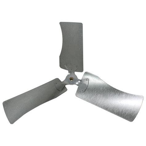 fan replacement blades galvanized replacement fan blade 36 quot direct drive farmtek