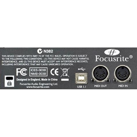 Sound Card Focusrite Saffire 6 Usb 寘 寘 綷 focusrite saffire 6 usb
