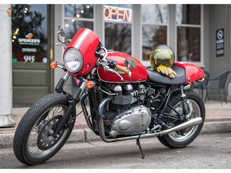 Triumph Thruxton 2012 2012 triumph thruxton for sale 24 used motorcycles from 2 000