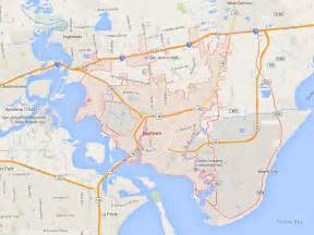 bay town map baytown map