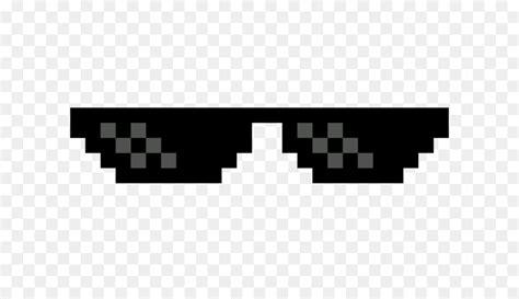 pixel art logo png    transparent sunglasses png  cleanpng