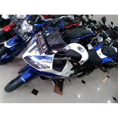 Motor R15 Tahun 2015 motor yamaha r15 putih biru second tahun 2015 harga