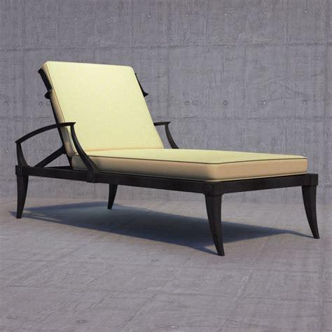 restoration hardware chaise restoration klismos chaise 3d model