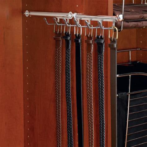 Rev A Shelf Closet by Rev A Shelf Belt Scarf 12 Quot Organizer Chrome Cbsr 12 Cr