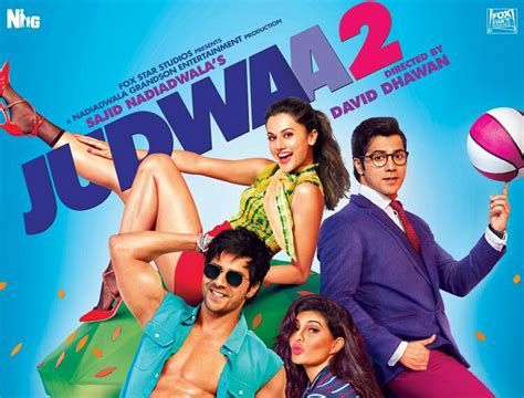 film india judwaa judwaa2 becomes highest grosser for varun dhawan as a solo