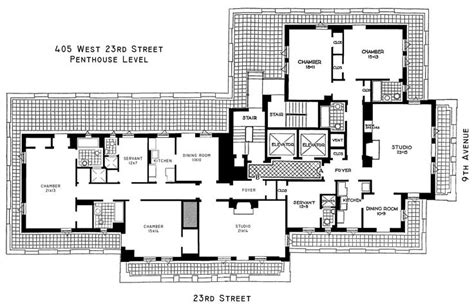 penthouse floor plan the penthouse unfurnished pinterest terrace