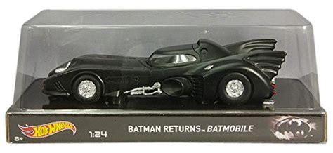 Hotwheels Wheels He Retro Batman Retruns Batmobile the terrible toyman august 2017