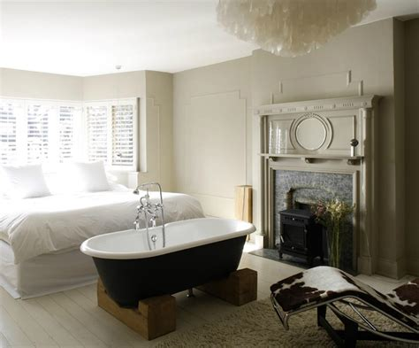 bathroom in bedroom bedroom bathtub eclectic bedroom 1st option