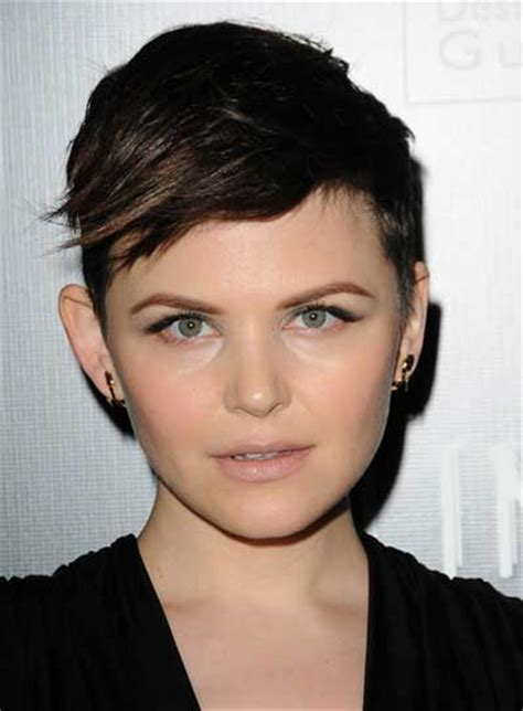 short edgy haircuts for square faces short edgy hairstyles for round faces beauty riot
