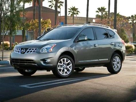 Nissan Rogue 2014 Msrp 2014 Nissan Rogue Select Models Trims Information And