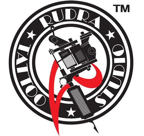 best tattoo logo rudra tattoo studio best tattoo studio in mira bhayandar