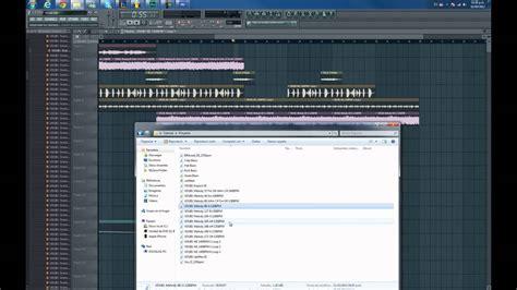 tutorial fl studio 11 dubstep tutorial como hacer dubstep en fl studio principiantes