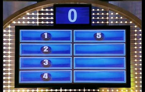 family feud blank template imgflip