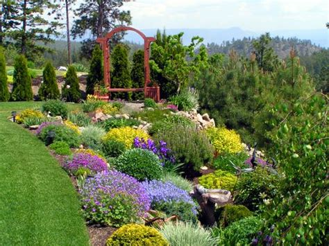 Landscape Shaped Pictures Landscaping Ideas Homeexteriorinterior