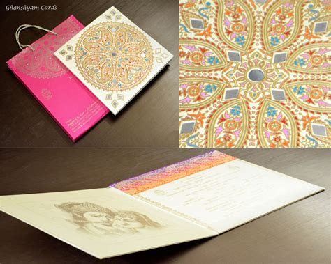 wedding cards design ahmedabad ghanshyam cards buy indian wedding cards invitations