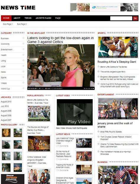 themes wordpress news news wordpress themes archives dobeweb