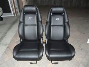Nissan 300zx Seats For Sale 240z 260z 280z 280zx 300zx Z32 Z31 350z Leather Interiors