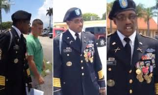 best fraud phony veterans seals army special us marines confront sergeant major after