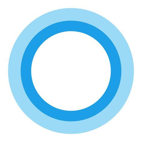 logo vector microsoft cortana vector logo eps svg free