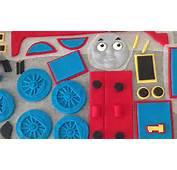 Thomas Train Cake Fondant Ann Reardon