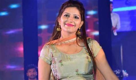 sapna choudhary film song haryanvi hottie and chetak fame sapna choudhary flaunts