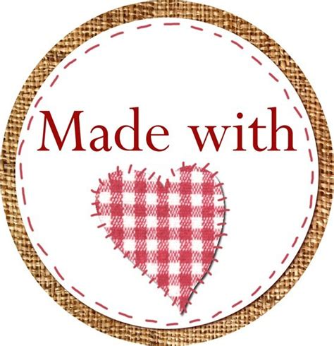 made with love labels made with love tag twiggynest