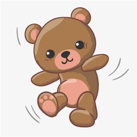 imagenes de otoño animado oso de dibujos animados cartoon lovely animado png y