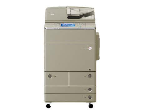 Printer Canon Ir canon imagerunner advance c7055 color copier copierguide