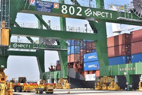 layout pelabuhan niaga terminal 2 3 masuk tahap konstruksi koran bisnis com