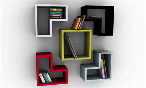 15 Creative Bookshelves And Modern Modular Designs Ideas Artistic Bookshelves